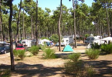 Camping Municipal Du Pin Sec