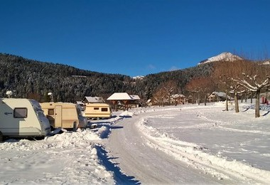 Camping Municipal La Virette (Le Sappey-en-Chartreuse à 11 km)