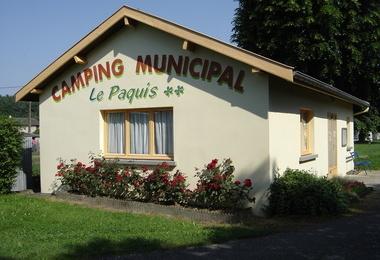 Camping Municipal Le Paquis (Varennes-en-Argonne à 8 km)