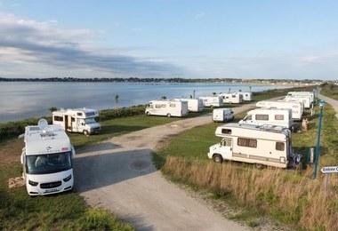 Camping Municipal Les Sables Blancs (Plouharnel à 2 km)