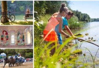 Camping Municipal (Messimy-sur-Saône à 15 km)