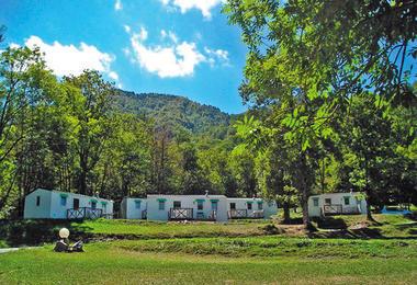 Camping Pène Blanche