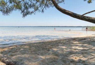 Camping Slow Village Biscarrosse Lac