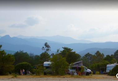 Camping Sole D'oru (Solaro à 5 km)