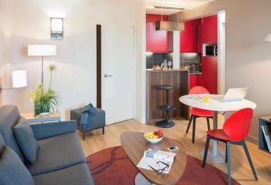 Résidence Adagio City Aparthotel Toulouse Parthénon