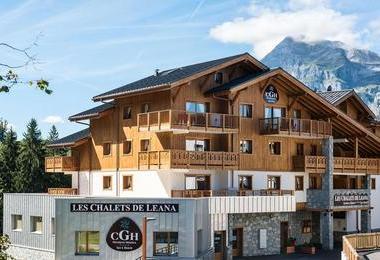 Résidence CGH & Spa Les Chalets de Leana