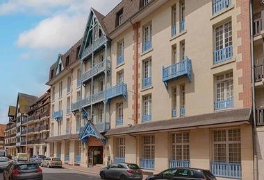 Résidence Goélia Le Castel Normand
