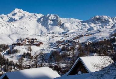 Résidence les Aollets - Plagne village