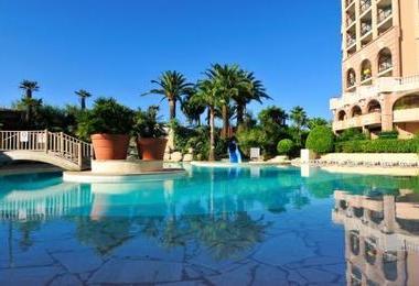 Résidence Residhotel Villa Maupassant Cannes la Bocca