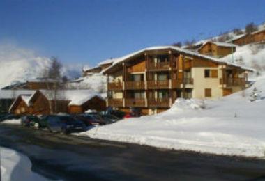 Résidence Skissim Les Deux Alpes