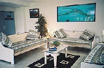 Appartement de particulier avec piscine en Campanie
