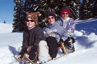 Appartement vacances Residence Prestige Odalys Front de neige Plagne Village
