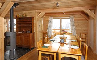 Apartment holiday in Chalet La Muzelle