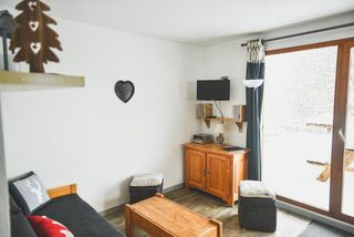 Apartamentos vacaciones en Les Chalets de Valfrejus