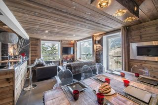 Courchevel, Chalet Arolles