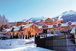 Apartment holiday in Residence Les Chalets du Logis d'Orres