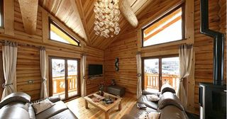 Apartment holiday in Chalet Leslie Alpen