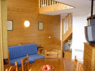 Apartamentos vacaciones en Les Chalets et Lodges des Alpages Plagne Soleil