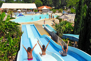 Camping Mayotte vacances - Biscarrosse - Promovacances