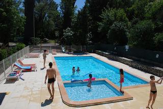 Camping Les Rives d'Auzon Lavilledieu - Vogüe - Promovacances