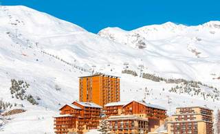 ORCIèRES MERLETTE Belambra ski