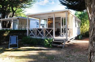 Mobile home rentals in Camping Campiotel des Dunes