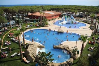 Holiday villages in Camping Bella Terra