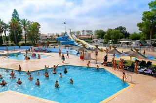 Holiday villages in Camping Le Bosc d'en Roug