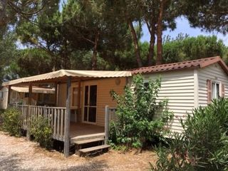 Apartment holiday in Camping Sables d'or