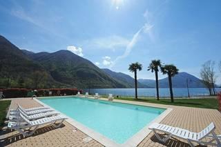 Appartement de particulier avec piscine en Lombardie