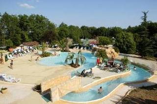 Camping Village Club L'Evasion - Puy l'evêque - Club-vacances - Camping-and-co
