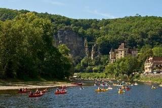 Camping Le Beau Rivage La Roque Gageac