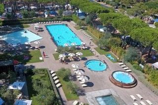 Camping Orbetello Albinia - Toscane - Camping-and-co