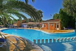 Holiday villages in Camping Les Jardins Catalans