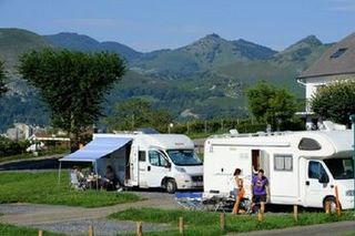 Lourdes, Camping Le Vieux Berger