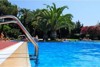Camping Santa Elena - Ciutat - Lloret del mar - Camping-and-co