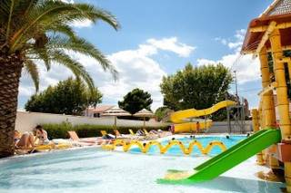 Camping La Pergola - Sainte marie la mer - Camping-and-co