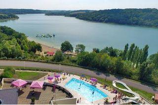 Camping Le Lac de La Liez Peigney