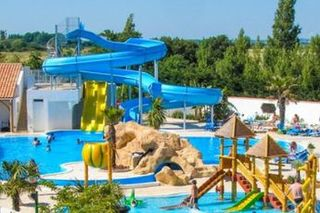 Apartment holiday in Camping Le Sable D'or