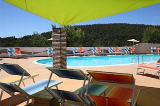 Camping Centre Naturiste Castillon De Provence