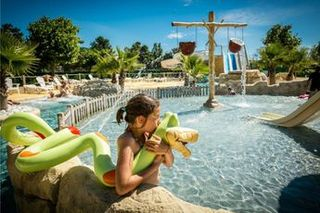 Holiday villages in Camping Le Sainte Marie
