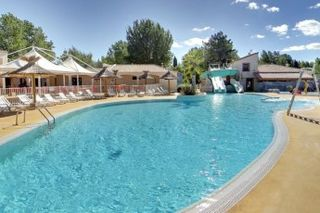 Holiday villages in Camping Cayola