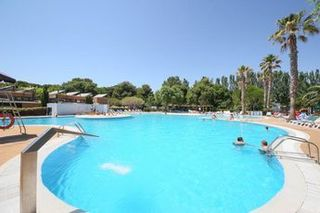 Holiday villages in Camping Tamarit Park