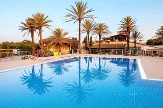 Holiday villages in Domaine de plein-air Castell Mar