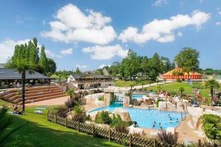 Holiday villages in Camping Le Domaine des Ormes
