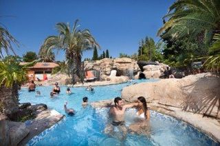 Holiday villages in Camping L'Hippocampe