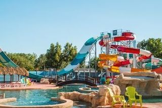 Holiday villages in Camping Sunissim Tamaris