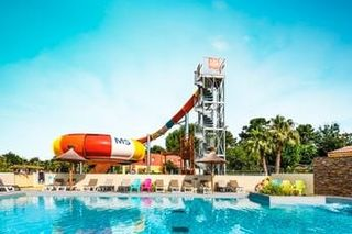 Apartment holiday in Camping Sunissim Le Littoral