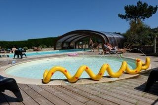 Holiday villages in Camping Le Chatelet