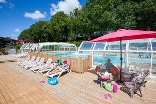 Apartment holiday in Camping Sunissim Le Paradis